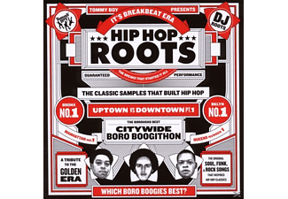 VARIOUS - Tommy Boy Presents-Hip Hop Roots - (CD)