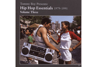 VARIOUS - Tommy Boy: Hip Hop Essentials 3 - (CD)