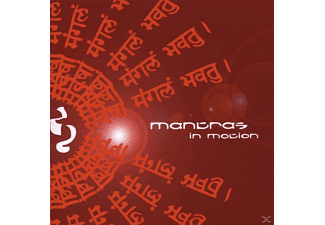 VARIOUS, Various New Age - Mantras In Motion - (CD)