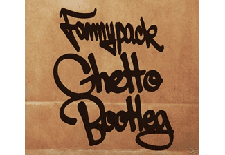 Fannypack - Ghetto Bootleg [CD]
