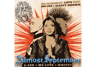 Almost September - Almost September [Maxi Single CD]