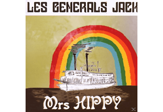 Les Generals Jack - MISSES HIPPY - (CD)