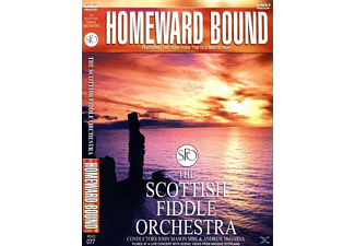 The Scottish Fiddle Orchestra, The Scotish Fiddle Orchestra - Homeward Bound - (DVD)