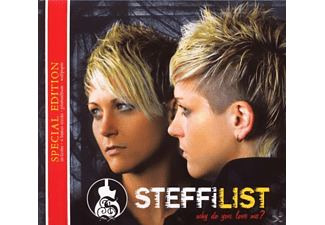 Steffi List - Why Do You Love Me-Special Edition [CD]