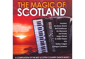 V/A Scotland - The Magic of Scotland - (CD)