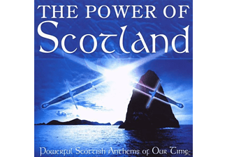 V/A Scotland - The Power of Scotland - (CD)