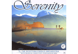 The Scottish Fiddle Orchestra - Serenity - (CD)