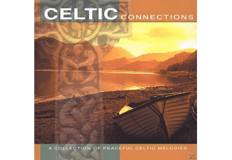 Celtic Connections - A Collection Of Peaceful Celtic Melodies - (CD)
