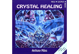 Anthony Miles - Crystal Healing - (CD)