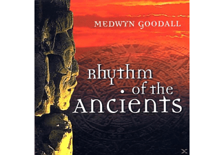 Medwyn Goodall - Rhythm Of The Ancients - (CD)