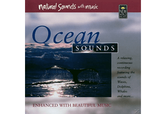 Natuurgeluiden (met Muziek), Natural Sounds With Music - Ocean Sounds - (CD)
