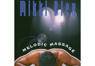 Mikki Bleu - Melodic Message - (CD)