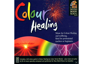 Llewellyn, Lilian & Llewelly Verner-bonds - Colour Healing - (CD)