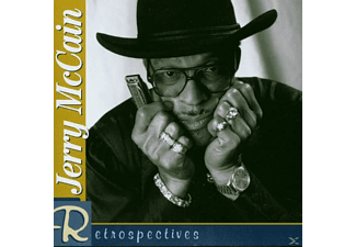 "Jerry ""boogie"" Mccain - Retrospective - (CD)"
