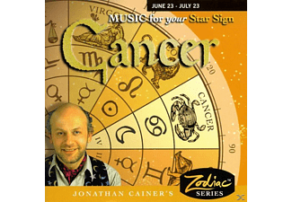 Various Zodiac, Goodall Asha Thornton/+ - Music For Star Sign Cancer - (CD)
