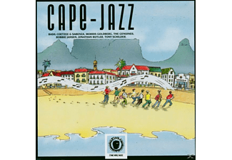 Various South African Jazz Art - Cape-Jazz - (CD)