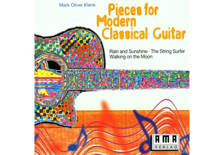 Oliver Klenk - Pieces For Modern Classical Gu - (CD)