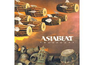 Asiabeat - Monsoon - (CD)