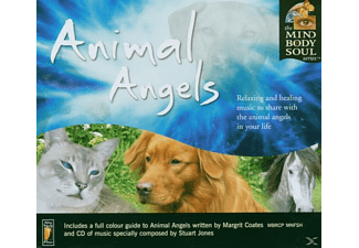 Animal Angels - The Mind Body And Soul Series - (CD)