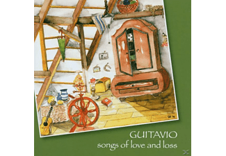 Guitavio - Songs Of Love And Loss - (CD)