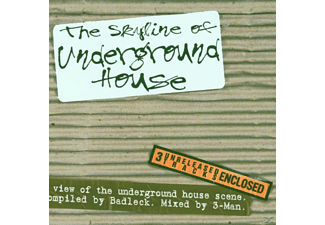 VARIOUS - Skyline Of Underground House - (CD)