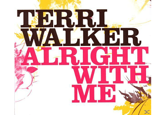 Terri Walker - Alright with me - (Maxi Single CD)
