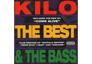 Kilo - The Best & The Bass - (CD)