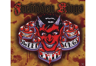 Forbidden Kings - Sweet Evil Songs - (CD)