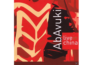 Abavuki - Live in China - (CD)