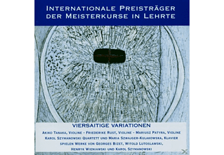 VARIOUS - Viersaitige Variationen - (CD)