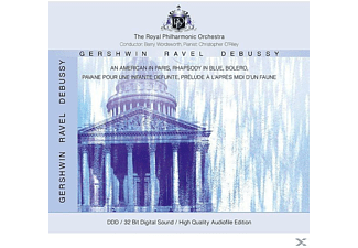 Rpo - An American In Paris/Rhapsody I.Blue/Bolero/Pavane - (CD)