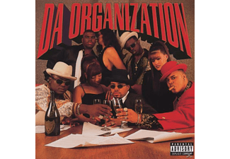 Da Organization - Prophets Of Rage - (CD)