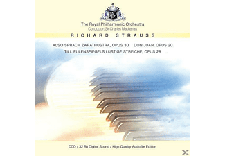 Richard Strauss - Also Sprach Zarathustra - (CD)