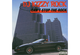 Dj Kizzy Rock - Cant Stop The Rock - (CD)