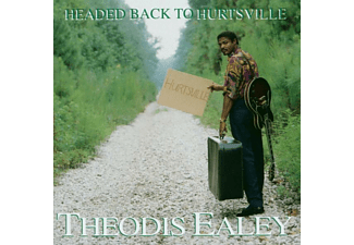 Theodis Ealey - Headed Back To Hurtsville - (CD)