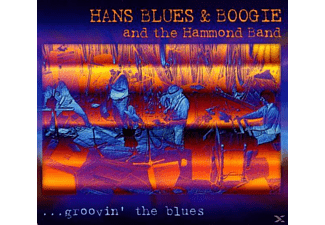Boogie - Groovin The Blues - (CD)
