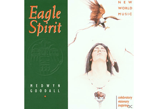 Medwyn Goodall - Eagle Spirit - (CD)