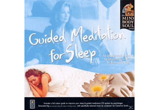 Ian Cameron Smith, Simonette Vaja - Guided Meditation For Sleep - (CD)