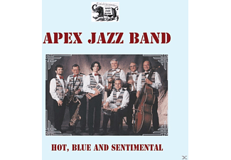 Apex Jazz Band - Hot, Blue And Sentimental - (CD)