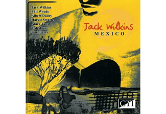Jack Wilkins - Mexico - (CD)