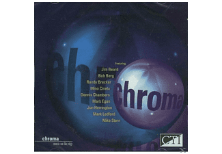 VARIOUS - Chroma-Music On The Edge - (CD)