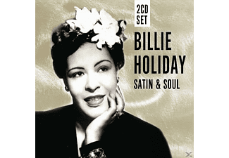 Billie Holiday - Satin & Soul [CD]