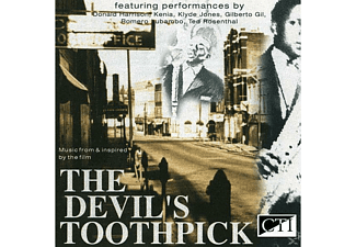 VARIOUS - The Devils Toothpick [CD]
