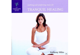 Anthony Miles - Tranquil Healing - (CD)