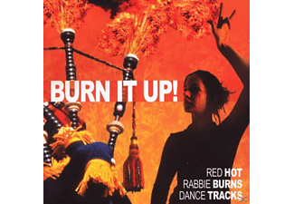 Rabbie Burns Dance Tracks - Burn It Up! - (CD)