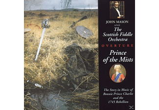 The Scottish Fiddle Orchestra - Prince od the Mists - (CD)