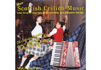 VARIOUS - Scottish Ceilidh Music-Volume Two - (CD)
