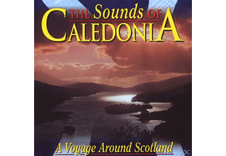 VARIOUS - The Sounds Of Caledonia - (CD)