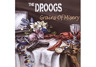 The Droogs - Grains Of Misery - (CD)