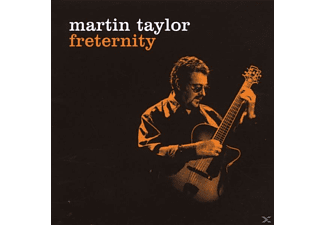 Martin Taylor - Freternity - (CD)